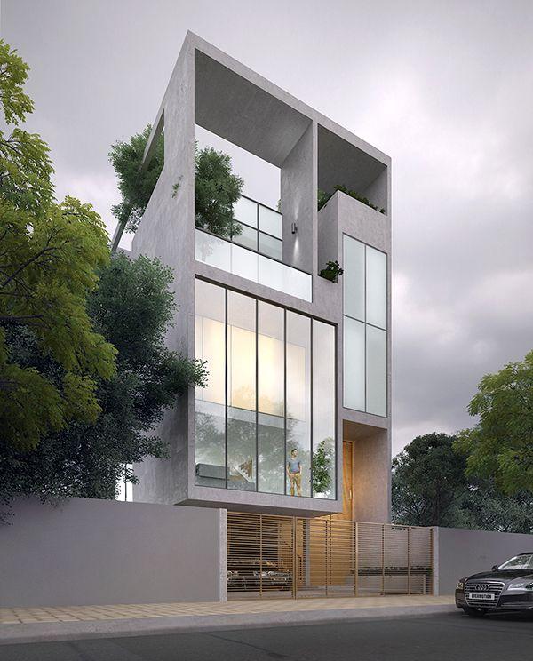 House on Behance