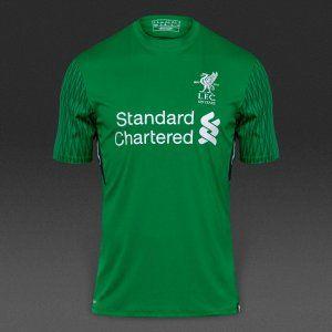2017 Cheap Goalie Jersey Liverpool FC Home Replica Shirt [AFC382]