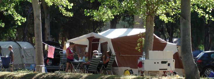 Camping Corse, à Aregno en Balagne, Calvi