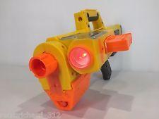 NERF N-STRIKE DEPLOY CS-6 Dart Blaster Gun - Tactical Flood Light Clip Scope