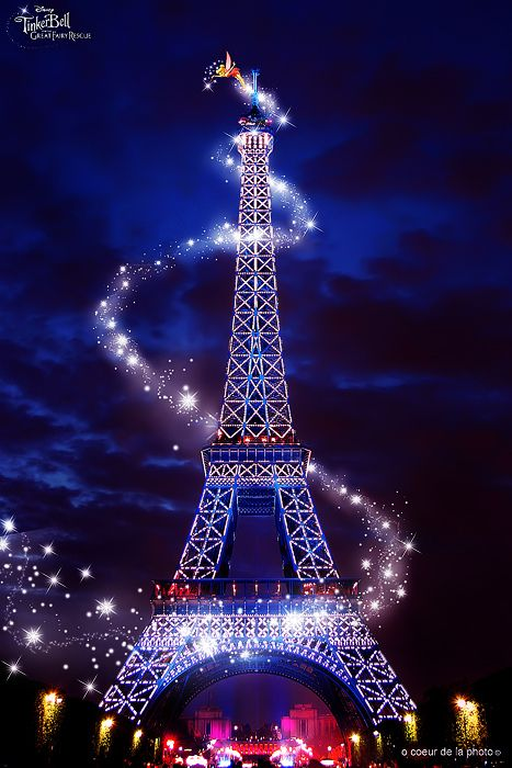 Tour Eiffel - Clochette | Flickr - Photo Sharing!
