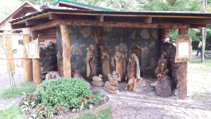 Korobchitsy, Farmstead Nativity Scene