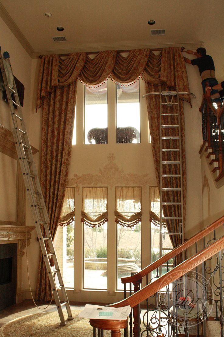 Drapery And Curtain Ideas: Custom Drapery Designs, LLC.