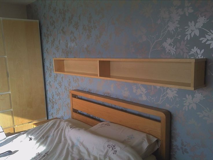 IKEA Hackers: Benno-Over-Bed - I'm thinking of using this idea for over the door in the bathroom for added storage.