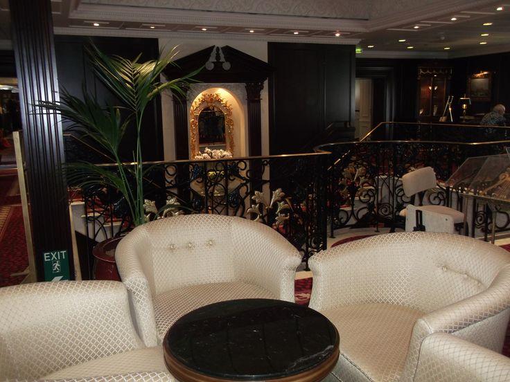 Oceania Cruises - Nautica, The Nautica Bar