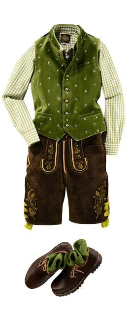 ~ COSTUME FUN ~ Oktoberfest costume design