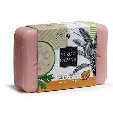 L'epi de Provence Yuzu Papaya Soap