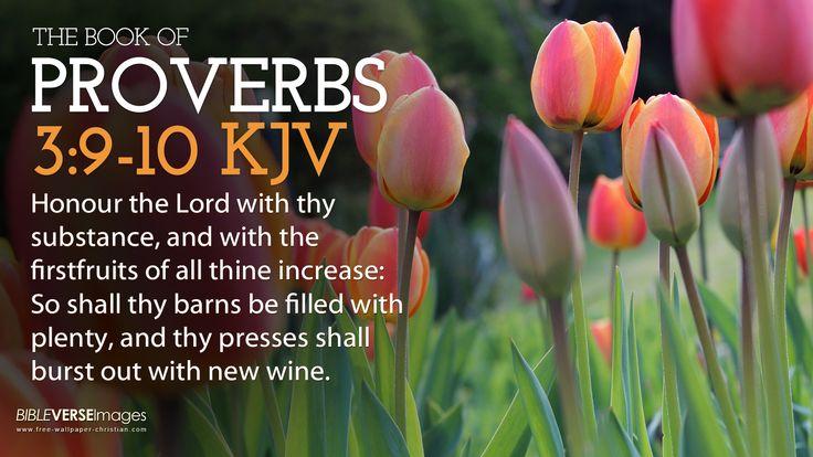 scriptures kjv 10 king james version bible verse