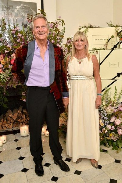 Jo Malone London Blossom Ball Charles Delevingne and Pandora Delevingne