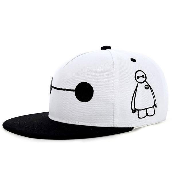 Wuiiihh keren nih topinyaa...  Ormano Topi Baseball Snapback Hip Hop Big Hero  Topi fashion sangat bergaya dan menjadi pusat perhatian. Sering dipakai artis dan menjadi trend. Design unik dan menarik, membuat Anda tampak bergaya dan fashionable.  murah cuy.. cuma Rp 145.000  grab it fast kuy!!