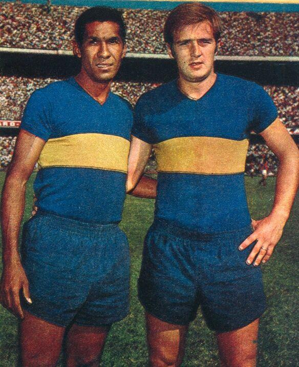 Melendez - Marzolini - Boca Juniors
