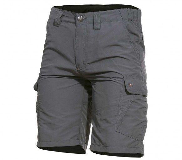 PANTALONES PENTAGON GOMATI SHORT.  Opción en corto de los excepcionales pantalones de verano Gomati. La mejor solución para verano o climas cálidos y también con humedad, con una altísima transpirabilidad y ligereza. Resistente ripstop y de secado muy rápido, además de protección solar 50SPF. Refuerzo en asiento y rodillas, y diseño de entrepierna de diamante. Pantalones cargo hombre. Pantalones cortos con uso de pantalones trekking y ropa de montaña.