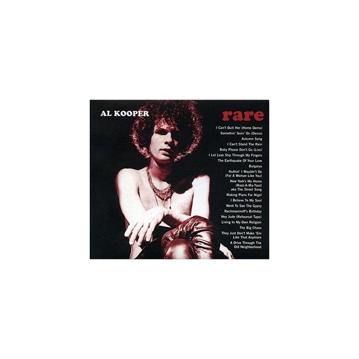 Al Kooper - Rare & Well Done (CD)