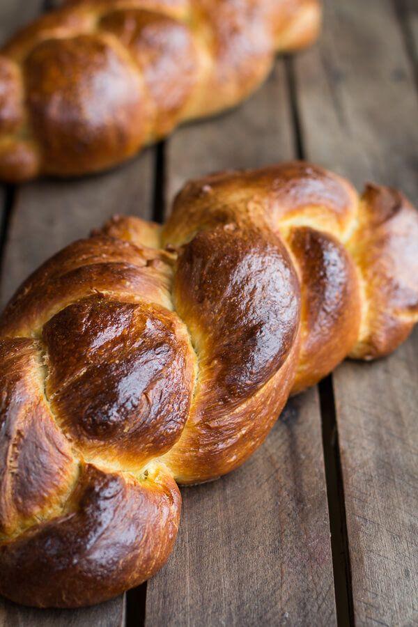 Simple Whole Wheat Challah Bread | halfbakedharvest.com