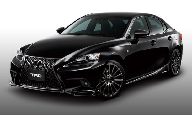 2016 Lexus IS 250 Black