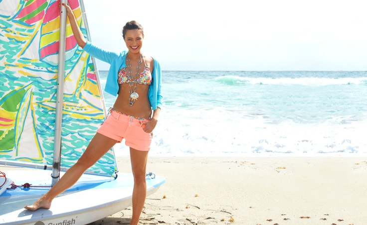 Love Lilly!: Lilly Pulitzer, Real Life, Summer Style, Beaches Attire, Coastal Style, Summer Fun, Summer Colors, Beaches Style, Sailing Boats