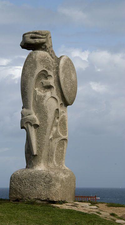 Breogán rei céltico