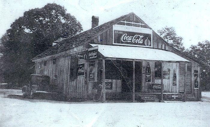 Byron Mann's Store, Johnsville, Arkansas  September 1939
