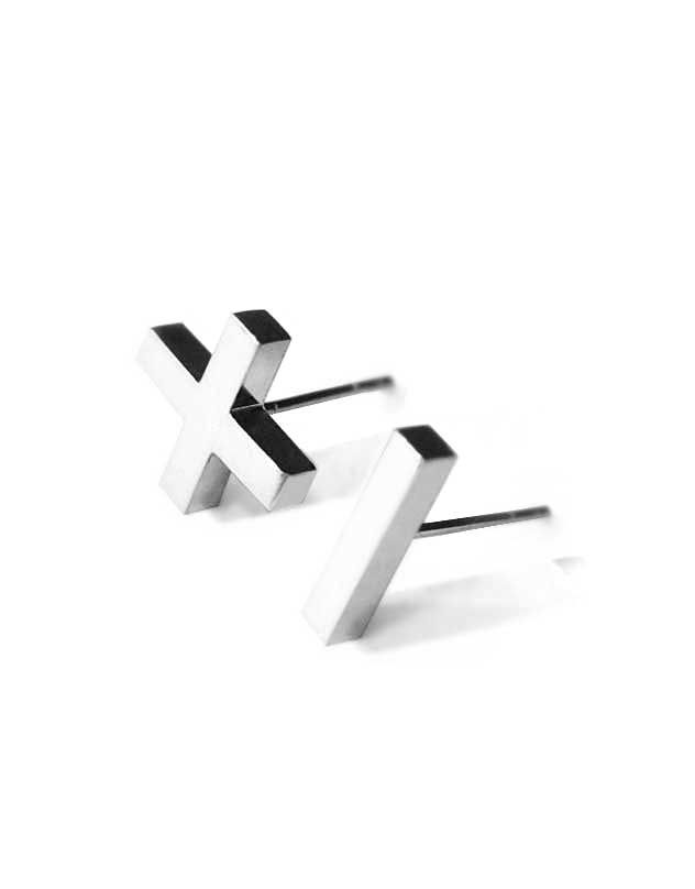 Dunder Design by Anniina Dunder ~ #Earrings for #men. | Dunderdesign.fi