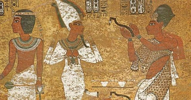 Egyptian Occult History: Ancient Egyptian religion