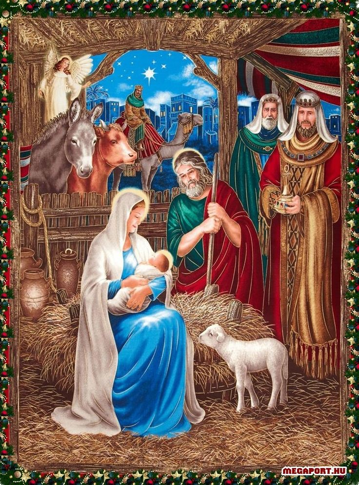 Beautiful Nativity