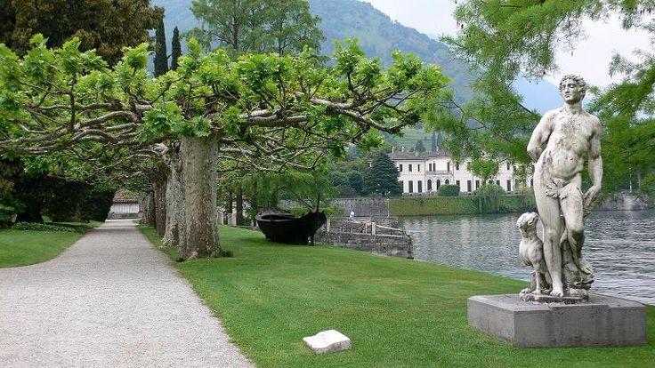 Villa Melzi Como Lake - Lombardia - Italy
