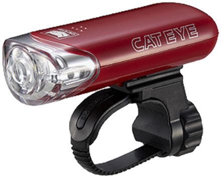 CatEye HL-EL140 Front Bike Light Red