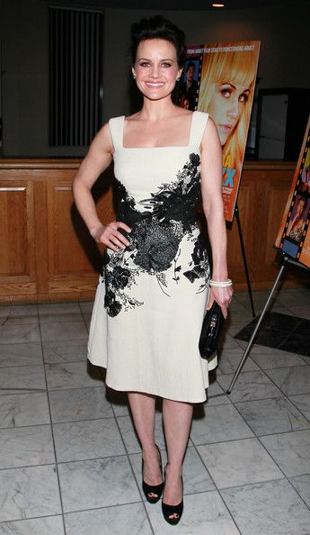 "Carla Gugino Photos: Screening Of Samuel Goldwyn Films' ""Elektra Luxx"" - Arrivals"