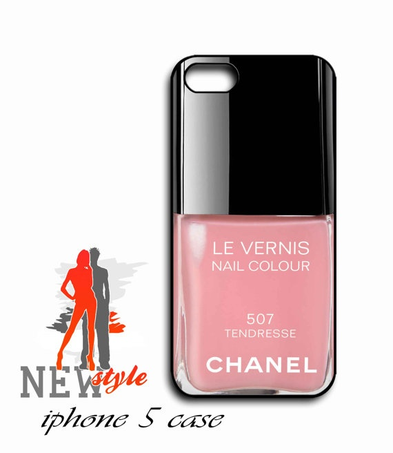 iphone 5 case  Nail Polish 5  iphone 5 case  by NewStyleDesign, $16.00