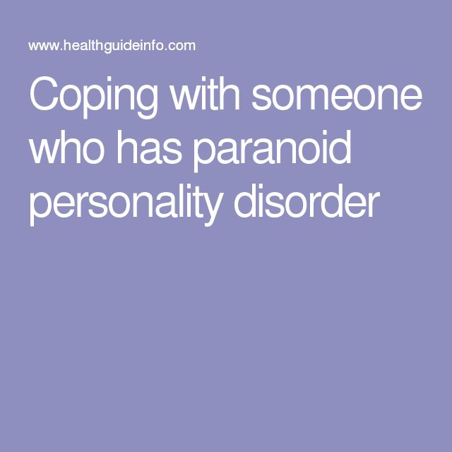 paranoid personality disorder essay Results 1 - 30  essay on childhood trauma - blog ultius my mother essay in english for class 6  ncert oliver: october 31, 2017 paranoid personality disorder order.