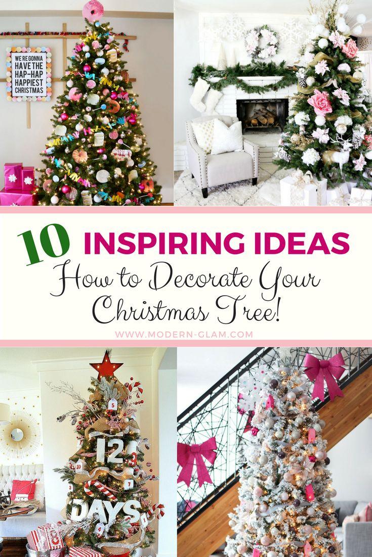 377 best Christmas Decor Inspiration images on Pinterest | Christmas ...