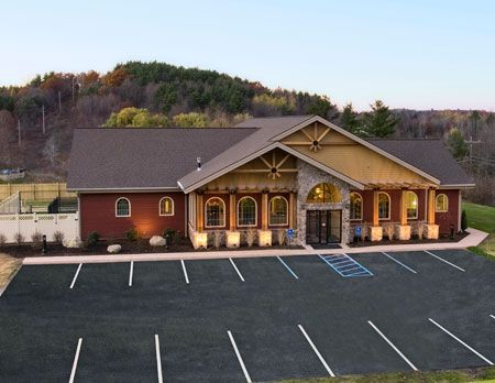 2013 Veterinary Economics Hospital Design Peoples Choice Award winner: Melrose Animal Clinic - Hospital Design