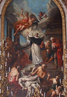 Ángeles y Santos: San Vicente Ferrer