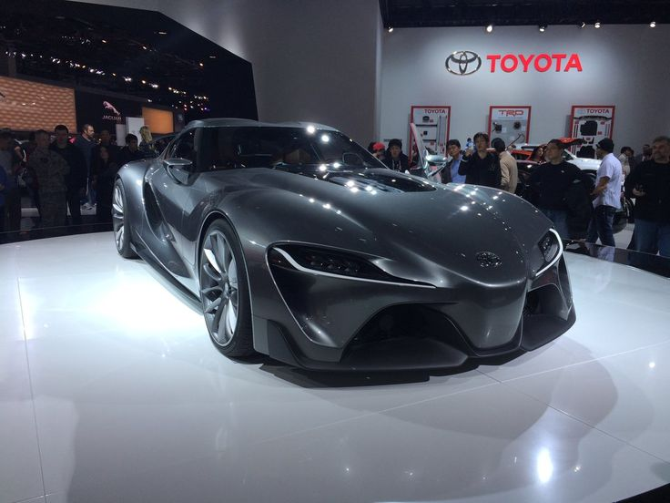 17 Best images about Toyota FT 1 Concept on Pinterest