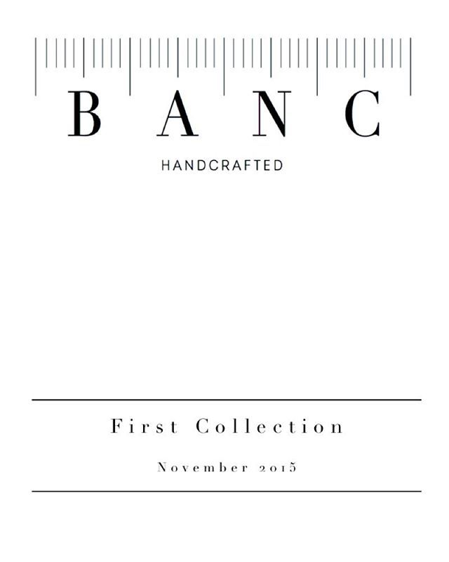 Email us to have a look at our 'First Collection' catalogue. You'll find all Banc's products, prices, dimensions & information about each piece. Email: hello@banchandcrafted.co.za #BancHandcrafted #FirstCollection