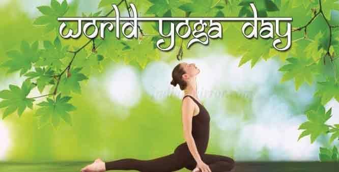 Skanda Yoga celebrates the 2nd International Yoga Day on 21st June 2016, through 21 sun salutations for 21 Days!!!
