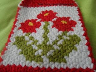 yeni uzun lif modelleri: Crochet Dishes, Uzun Lif, Yeni Uzun, Crochet Tapestries, Lif Modelleri,  Dishcloth, Mode Crochet, Crochet Washcloth, Çiçek Uzun