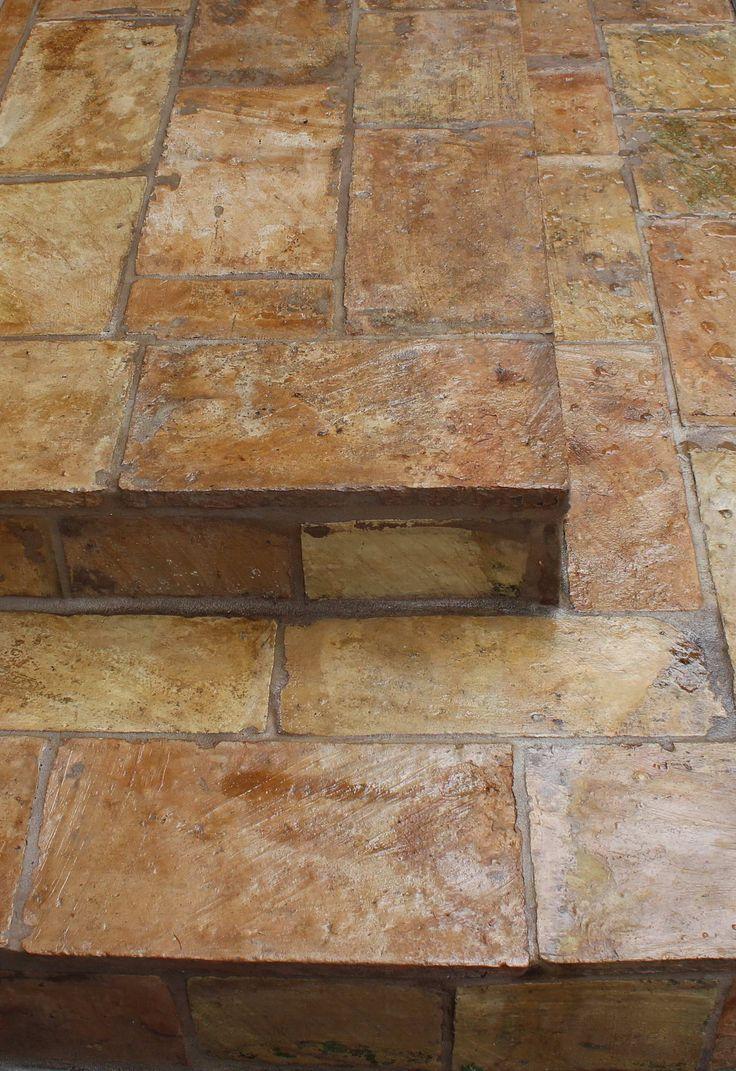 reclaimed terracotta tiles mediterranean - photo #37