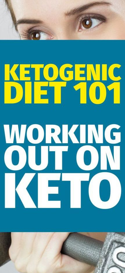Ketogenic Diet 101: Working Out on a Keto Diet – Medi Idea