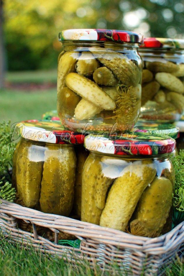 Korniszony Ogorki Konserwowe Food And Drink Food Pickles