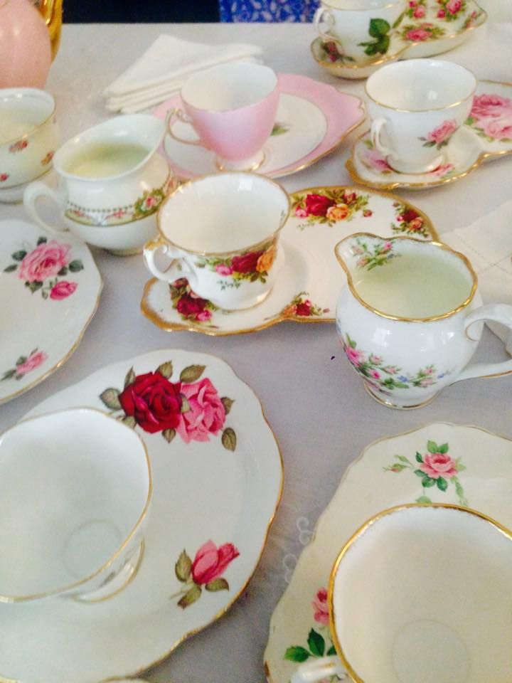 China tennis sets used for buffet Baby Shower Tea Party