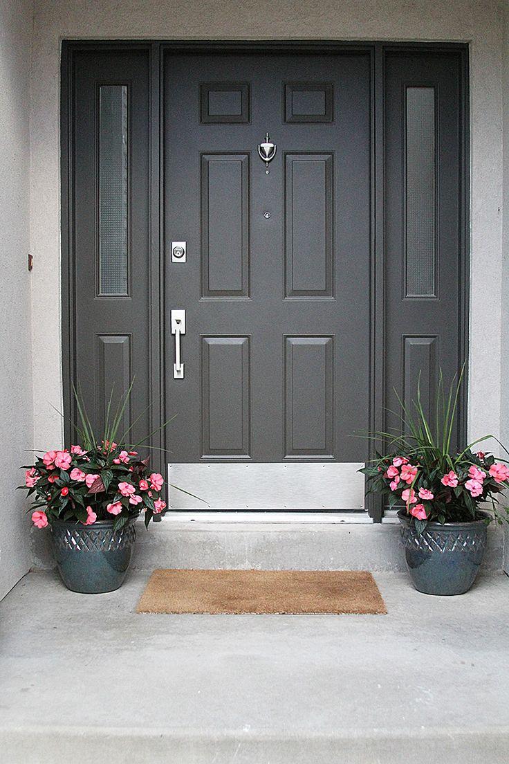Entry Door Colors best 10+ exterior door colors ideas on pinterest | front door