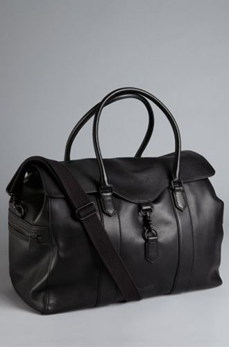 Men's Travel Bags - Leather Weekend Bags
