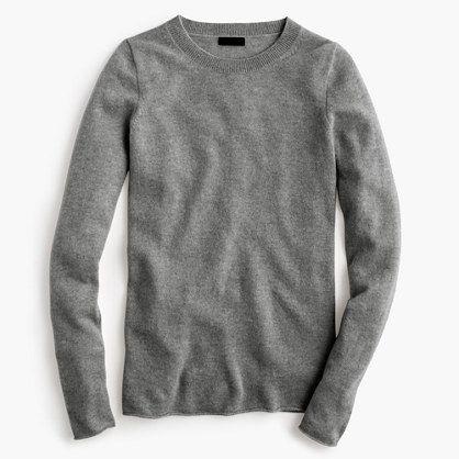 Collection cashmere long-sleeve T-shirt : j.crew cashmere | J.Crew