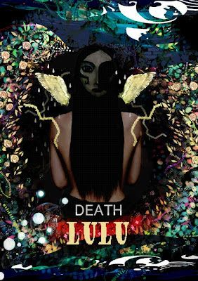 "Elena Fashion Design Workshops : ""Death Lulu"". Mini-collection"