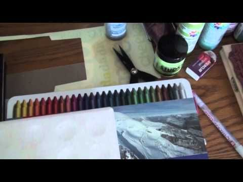 Intro To Mixed Media Art Journaling