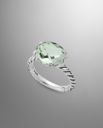 David Yurman Color Classics Ring