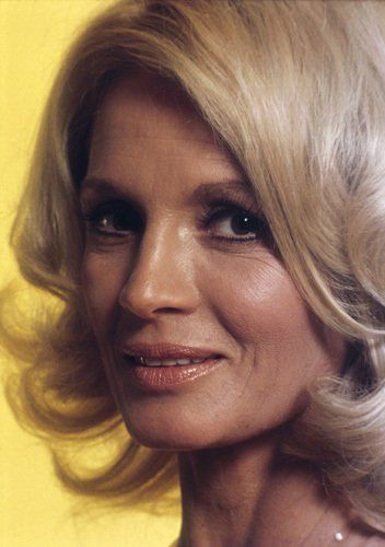 """Police Woman"" Angie Dickinson circa 1976"