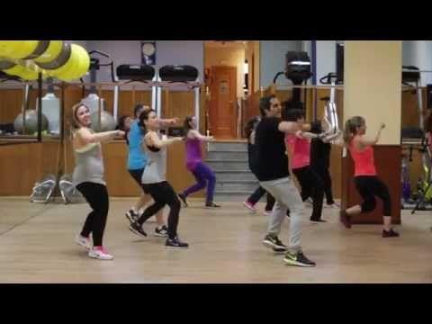 La mordidita (Ricky Martin)  (CoreoFitness MundoGuyi) - YouTube