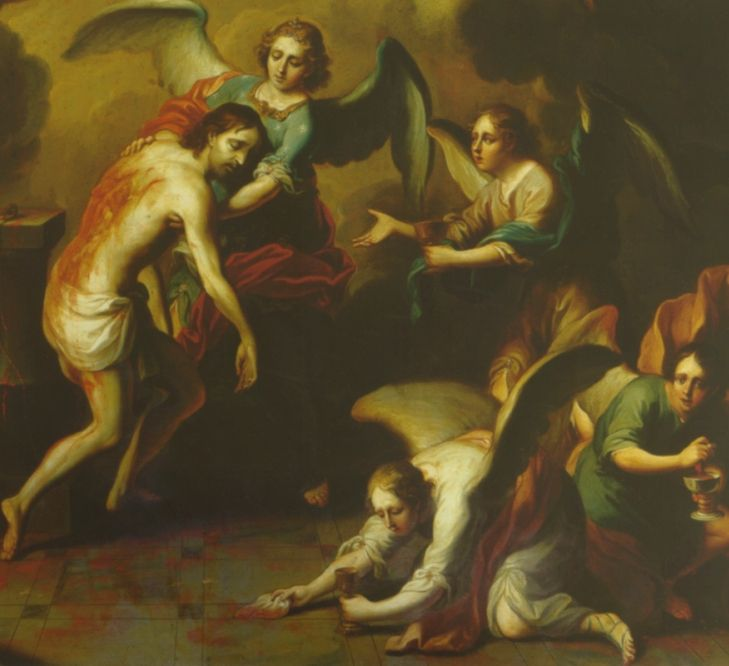HEALING GRACE: NOVENA OF DEVOTION TO THE PRECIOUS BLOOD OF JESUS